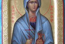 św. Weronika/ st. Veronica