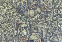 Art from Bali