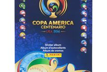 Copa América 2016 by Panini