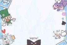 Cute Letter Paper