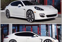 Wish wheels on my Panamera