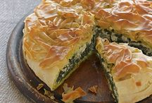 Best savoury Pies and tarts / Best looking recipes for savoury pies and tarts