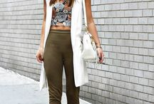 To Be Bright - Fall Outfits (2015) / Fall Outfits Styled By Tilden Brighton of To Be Bright - NYC Life & Style Blog