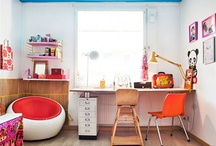 Kids' Rooms Ceiling Ideas / Ideas that you can use Laqfoil stretch ceilings for in your kids' rooms. Some are rooms that Laqfoil has done. http://www.laqfoil.com/