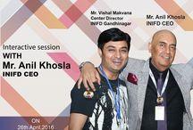 Mr. Anil Khosla Visit Gandhinagar / Mr. Anil Khosla Visit Gandhinagar