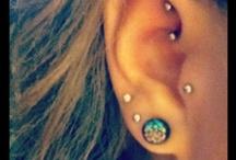 - piercings -