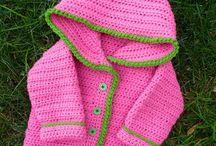 Crochet oblecko pre deti