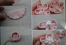 Flowers (making) DIY