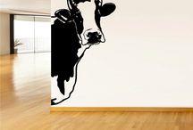 Cow things