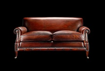 History + tradition in sofas. / The ancient art of being comfortable. / by Berto Salotti