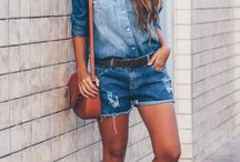 Looks all jeans | Inspirations