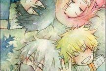 Anime stuff / Mostly cute guys lmao