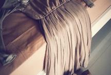 dress / vintage dress