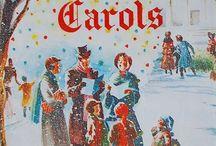 Christmas books & carols