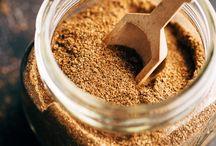 Nourish / Spice Mixes