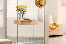 Мебель для прихожих / Удобно хранит вещи, не мешает даже в маленьком коридоре и стильно выглядит — отличное современное решение.