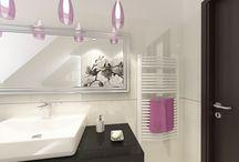 """Orchidea - Łazienka / Stylowa i elegancka łazienka w aranżacji """"Larkviz"""" . Zmysłową stylizację idealnie współtworzy grzejnik z naszej oferty LUX-delta, będący funkcjonalną ozdobą tej aranżacji. Subtelna forma jaką posiada nadaje elegancji i lekkości. U nas w promocyjnej cenie. Kontakt: info@interior4u.eu"""