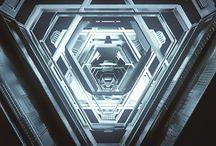 space interiors