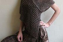 Bolero shawl
