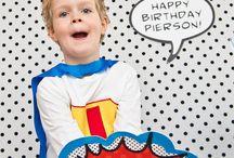 Super hero birthday party / by Cheryl Hutchinson