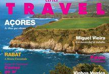 Capas / Estas são as capas de todas as edições da revista Food and Travel Portugal