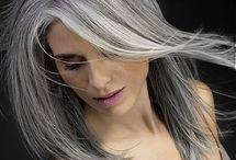 Gorgeous Grey Hair