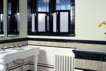 Inspiration - Art Deco / Inspiration and style images of the Art Deco interior design and architectural style.