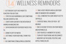 Mel's Wellness / Things that make me glow inside and out