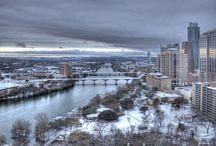 Austin, Tx / by Ra Rah