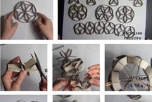 paper roll craft