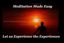 Meditate Very Easily