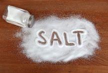 Αλάτι το … άλας της ζωής… 40 έξυπνες χρήσεις / Sofia anesth