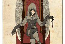 The Throne of Glass / Mé oblíbené knižní série