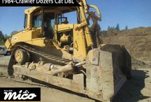 CAT D8L 53Y02304 / Low-Hours Cat D8L 53Y02304 Crawler Dozer for Sale. Visit Mico Equipment for Used & New Cat Heavy Crawler Dozers at Competitive Prices, Backed By Professional Support and Services.