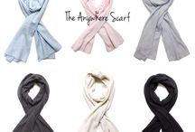 ACCESSORIES / We love all things cashmere...especially accessories. Nothing quite like a super soft cashmere scarf or slippers. Our travel accessories are pretty amazing too! xx