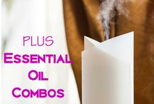 Essential oils / by Renay Wierenga Byers
