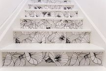 Home Improvement | Staircases / Staircase Inspiration / by Beckie Farrant {infarrantly creative}