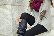 Everyday wardrobe / by Melissa Townsend