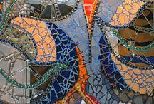 Mosaic mural inspirations