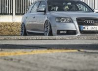 Audi A6 Avant - Lowered & stanced / www.snizeno.cz