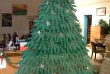 Vianočná výzdoba triedy