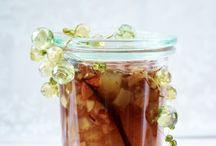 Konfitüren Marmeladen Gelees Mus Aufstriche