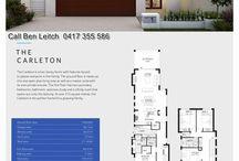 2 Storey Narrow Lot homes