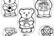 3 medvědi - pohádka