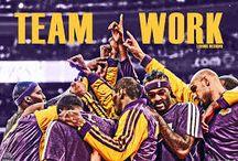 Laker gang / L.A Lakers