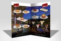 Tabure Bistro Cafe / Menü Tasarımı