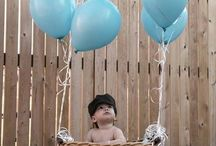 logan turns ONE! / by Suzanne Tildsley