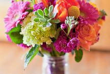 Celebrate Your Bold Colored Wedding