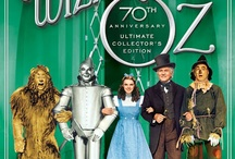 The Wizard of Oz  / In this charming film based on the popular L. Frank Baum stories, Dorothy and her dog Toto are caught in a tornado's path and somehow end up in the land of Oz. Here she meets some memorable friends and foes in her journey to meet the Wizard of Oz who everyone says can help her return home and possibly grant her new friends their goals of a brain, heart and courage. / by GREAT MUSICAL'S