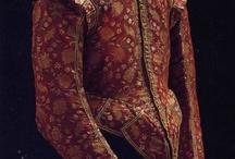 Oblečká - oridži (17th century)